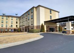 Comfort Inn & Suites - Fort Smith - Building