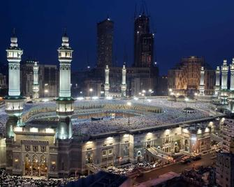 Mövenpick Hotel & Residences Hajar Tower Makkah - La Meca - Vista del exterior