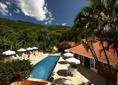 Hotel Pousada Ilhasol - Ilhabela - Piscina