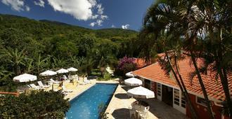 Hotel Pousada Ilhasol - Ilhabela - Pool