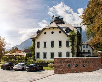 Hotel Dobra Vila - Bovec - Building