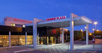 Crowne Plaza Manchester Airport - Manchester - Byggnad