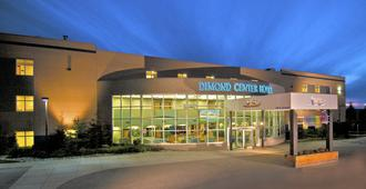 Dimond Center Hotel - Anchorage - Edificio