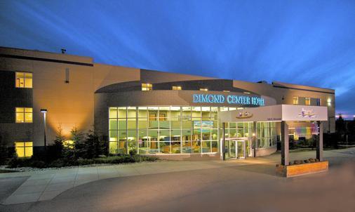 Dimond Center Hotel - Ανκορέιτζ - Κτίριο