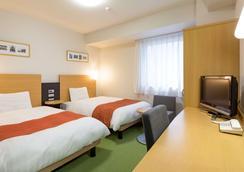 Comfort Hotel Yamagata - Yamagata - Κρεβατοκάμαρα