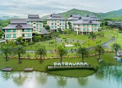 Patravana Resort - Pak Chong - Building