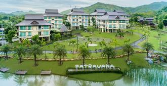 Patravana Resort - Pak Chong - Gebäude