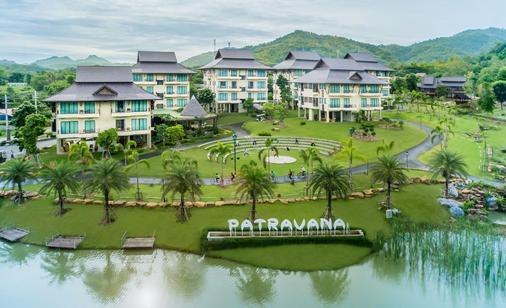 Patravana Resort - Pak Chong - Κτίριο