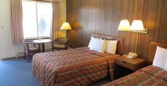 Coachlight Motel - Mitchell - Κρεβατοκάμαρα