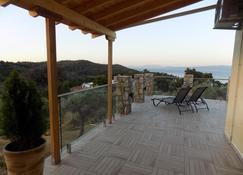 Kolios Hillside Villa - Skiathos - Balcony