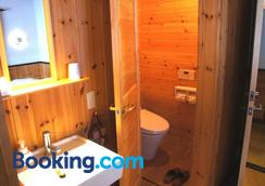 林檎之樹度假小屋 - 白馬村 - 浴室