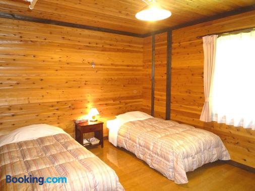 林檎之樹度假小屋 - 白馬村 - 臥室