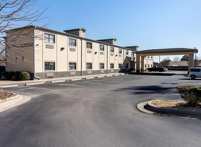Econo Lodge Inn and Suites Little Rock SW - Little Rock - Edificio