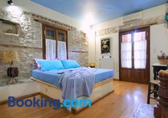 Archontiko Art Hotel - Galaxidi - Bedroom