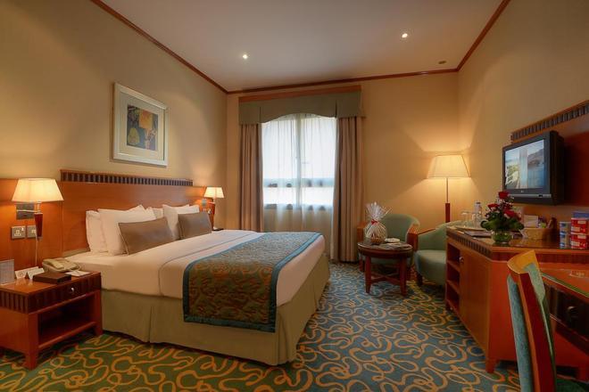 Golden Tulip Al Barsha - Dubai - Phòng ngủ