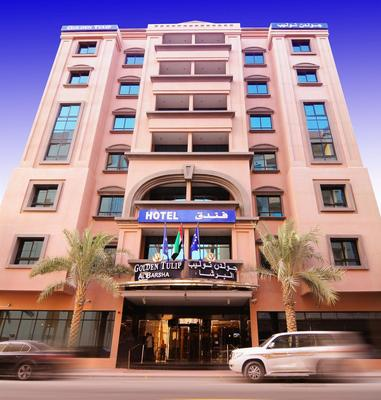 Golden Tulip Al Barsha - Dubai - Toà nhà