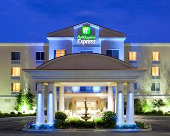 Holiday Inn Express Hotel & Suites - Concord - Kannapolis - Gebäude