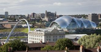 Staybridge Suites Newcastle, An IHG Hotel - Newcastle upon Tyne - Outdoor view