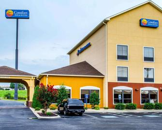 Comfort Inn & Suites - Franklin - Building
