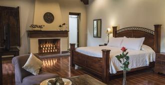 Casa Santa Rosa Hotel Boutique - Antigua - Bedroom