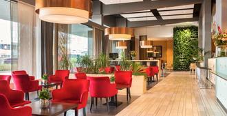 宜必思萊頓中心酒店 - 來登 - 萊頓 - 餐廳