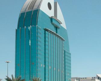 Novotel Riyadh Al Anoud - Riyad - Gebouw