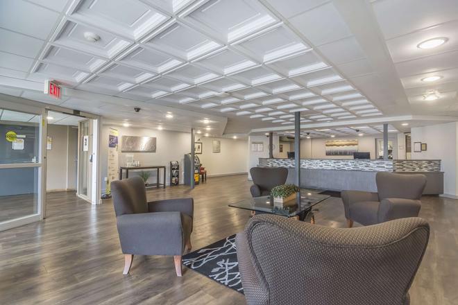 Quality Inn West Edmonton - Edmonton - Lobby