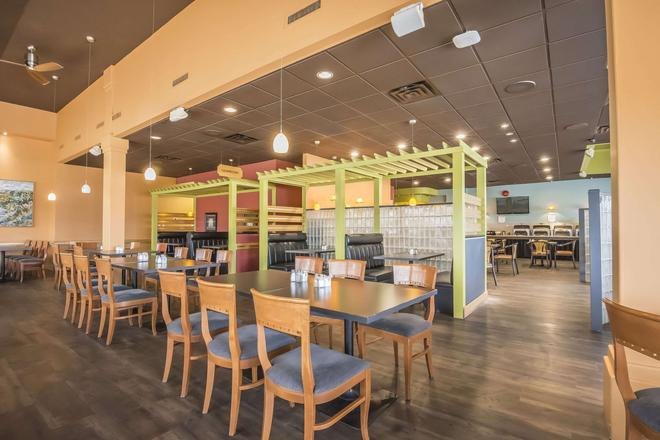 Quality Inn West Edmonton - Edmonton - Restaurant