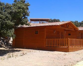 Camping Pueblo Blanco - Olvera - Building