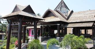 Bhundhari Resort & Spa - Koh Samui - Building
