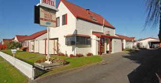 Gloucester House Motel - Hastings - Κτίριο