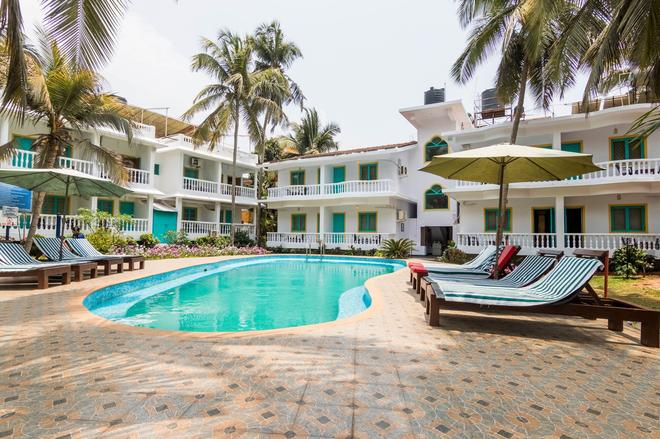 Dona Julia Beach Resort - Calangute - Piscina