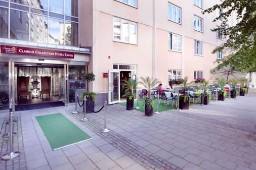 Clarion Collection Hotel Tapto - Stockholm - Toà nhà