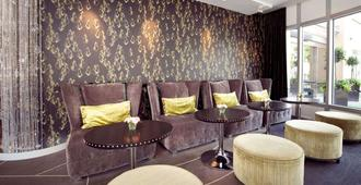 Clarion Collection Hotel Tapto - שטוקהולם - טרקלין