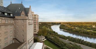 Fairmont Hotel Macdonald - Edmonton - Vista externa