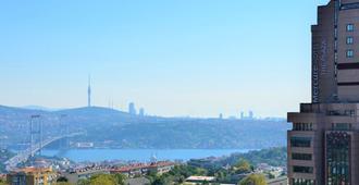 Mövenpick Hotel Istanbul Bosphorus - Istanbul - Outdoor view
