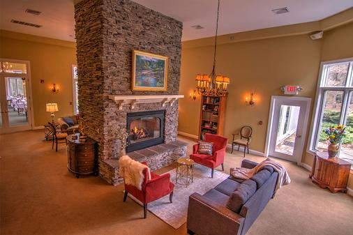Stone Hill Inn - Stowe - Lounge