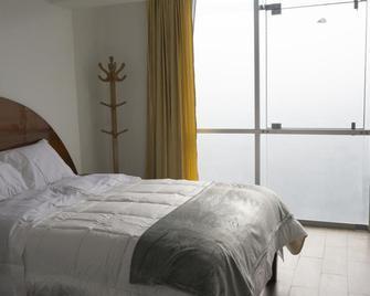 Hotel Shelter - Huancayo - Bedroom