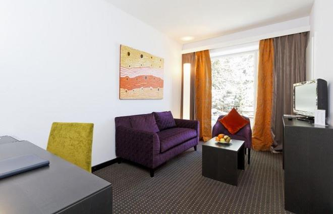 The Excelsior Hotel - 阿羅薩 - 阿羅薩 - 客廳
