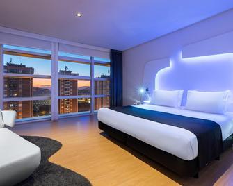Eurostars Palacio de Cristal - Oviedo - Bedroom