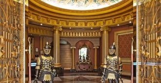 The We Hotel - Ταϊπέι - Σαλόνι ξενοδοχείου