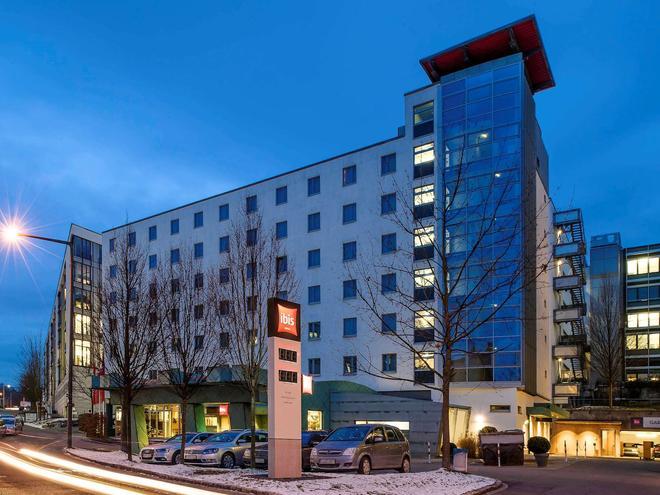 Ibis Stuttgart City - Stuttgart - Vista del exterior