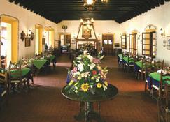 Best Western Plus Posada de Don Vasco - Pátzcuaro - Restaurant