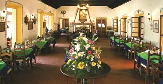 Best Western Plus Posada de Don Vasco - פצקוארו - מסעדה