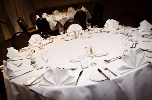 Best Western Queens Hotel - Perth - Banquet hall