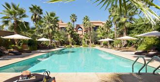 Tigmiza Boutique Hotel & Spa - Marrakech - Svømmebasseng