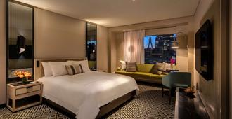 The Star Grand Hotel and Residences Sydney - Сидней - Спальня