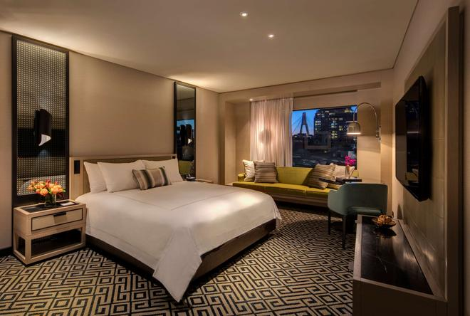 The Star Grand Hotel and Residences Sydney - Sydney - Makuuhuone