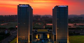 Swisstouches Hotel Nanjing - Nankín - Vista del exterior