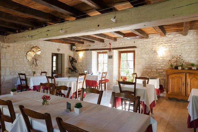 Le Pigeonnier du Perron,The Originals Relais (Relais du Silence) - Châtellerault - Restaurant